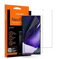 Miếng Dán Màn Hình Spigen Dành cho Galaxy Note 20 Ultra Screen Protector Neo Flex - Hàng Chính hãng