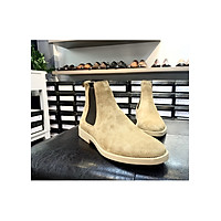Giày Chelsea Boot Nam Cao Cổ HL3