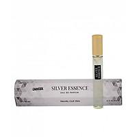 Nước hoa cao cấp độc quyền Damode Silver Essence 15ml dành cho nam