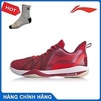 Giày cầu lông nam Lining AYZQ003-3 hàng chính hãng - Tặng kèm tất Bendu chính hãng