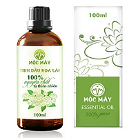 Tinh dầu hoa Lài (nhài) 100ml Mộc Mây - tinh dầu nguyên chất 100% từ thiên nhiên - chất lượng và mùi hương vượt trội