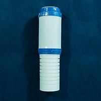 Lõi lọc nước 2 tầng kết hợp giữa lọc than UDF và lọc bông nén 10 inch