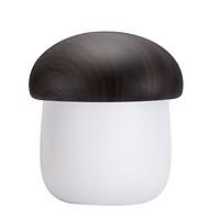 Máy phun sương Jisulife JM02 - Tạo ẩm không khí và giữ ẩm da 250ml - Thiết kế hình nấm và tự động tắt khi hết nước - Máy tạo ẩm không gian thư giãn kiêm đèn ngủ ánh sáng tùy chọn - Hàng chính hãng
