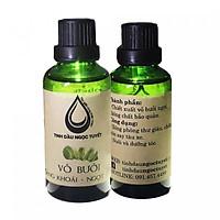 Combo 2 chai tinh dầu bưởi massage đặc biệt chăm sóc da và tóc Ngọc Tuyết 50mlx2