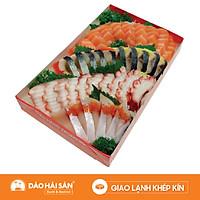 [Chỉ Giao HCM] - Combo Sashimi 4B