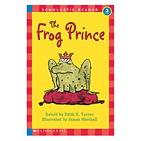 Scholastic Reader Level 3:The Frog Prince