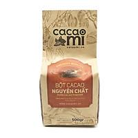 Bột Ca Cao Nguyên Chất CacaoMi (loại Premium) - 500g