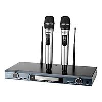 Micro Không Dây Cho Phòng Hát Karaoke Takstar X6 UHF  - Hàng Chính Hãng