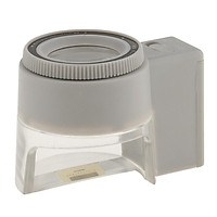 8X Magnification Magnifier Loupe Lens Magnifying Glass with LED Light Scale