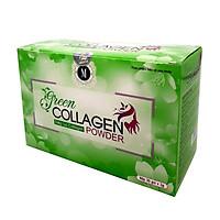 Thực Phẩm Bảo Vệ Sức Khỏe Diệp lục Collagen (Green Collagen Powder)