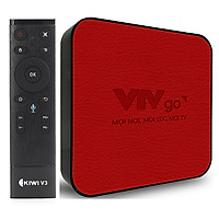 Android tivi box VTVgo V2 2020 kèm điều khiển Giọng nói - Ram 2GB - Hàng Chính Hãng