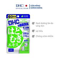 Viên uống Trắng da DHC Adlay Extract Nhật Bản - 60 Ngày (60 viên)