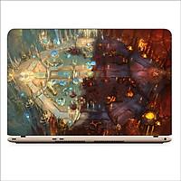 Mẫu Dán Decal Laptop Cực Cool - Mã DCLTCC 181