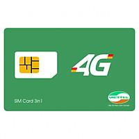 SIM 4G Viettel D900 Miễn Phí 1 Năm (7GB/tháng) - Hàng chính hãng