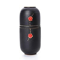 Set cốc trà hoa đào Nhật - GFS02