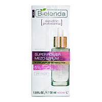 Tinh chất chống lão hóa Bielenda Super Power Mezo Serum Skin Appears Rejuvenated - 30ml