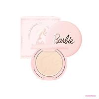 [Phiên bản giới hạn] Phấn phủ dạng nén Eglips Blur Powder Pact - Eglips x Barbie Limited Edition 9g