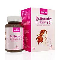 Viên uống đẹp da Dr.Beautin Super Collagen + C - Bổ sung Collagen cho da căng sáng và chống lão hoá