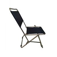 Ghế xếp inox loại trung Thanh Long GXI-L01 44 x 42 x 66 cm (Xanh dương)