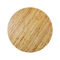 Mặt bàn tre HIGHLAND D60 - Đường Kính d = 60cm Dày 25mm