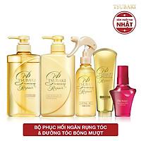 Bộ sản phẩm Tsubaki Premium Phục hồi ngăn rụng tóc chuyên sâu
