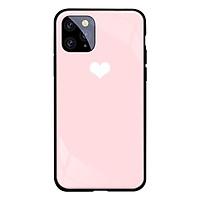 Ốp lưng điện thoại chống sốc hình trái tim hồng dành cho iphone 5 / 6 / 7 / 8 / xr / x / xs / xs max / 11 / 11pro / 11pro max / 12 / 12 mini / 12 pro / 12 pro max - A817