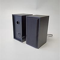 Bộ loa mini kết nối có dây dành cho máy tính ,điện thoại , Ipad (D9) - Hàng nhập khẩu