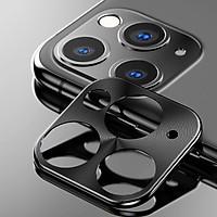 Miếng Dán Viền Nhôm Cao Cấp Bảo Vệ Camera Iphone 11 Pro Max – Màu Sắc Thời Trang, Sang Trọng - Hàng Chính Hãng