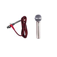 Micro thu âm XOX MH3 cho karaoke hát livestream và biểu diễn nhỏ gọn dây mic lò xo chống đứt - Hàng chính hãng