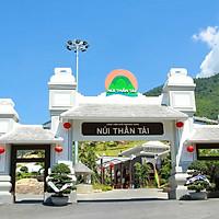Gói tích lộc KDL Núi Thần Tài Đà Nẵng (vé vui chơi + buffet trưa)