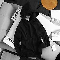 Áo Hoodie Nỉ Trơn Unisex ( Nam/Nữ) Vải Mềm Mịn