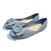 Giày búp bê nữ cao cấp Thái Lan đính khóa Moonlight siêu nhẹ, mềm mại, êm chân, thiết kế tinh tế, di chuyển dễ dàng và thoải mái