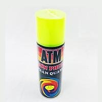 Sơn xịt ATM phản quang Spray vàng _F3