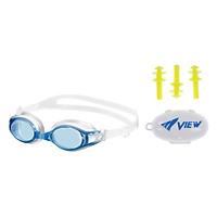 Bộ Kính Bơi View V500S Và Nút Bơi Nhét Tai EP405 - Hàng Chính Hãng