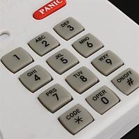 Báo động an ninh cảm biến chuyển động PIR bảo mật mật khẩu YL-107