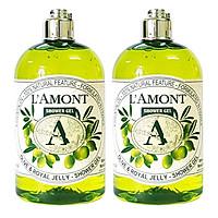Combo 2 Sữa Tắm Olive 500ml - L'amont En Provence