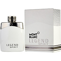 Nước Hoa Nam Mont Blanc legend spirit edt 100ml full