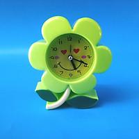Đồng hồ báo thức để bàn hoa hướng dương 7029 ( màu ngẫu nhiên)