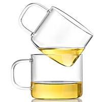 Bộ 2 tách trà thủy tinh Samadoyo CP02/2 150mL