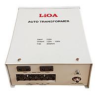 Biến áp đổi nguồn hạ áp 1 pha LiOA DN030