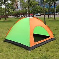 Lều cắm trại picnic 2 lớp đi phượt dã ngoại du lịch chống thấm ngủ ngon hòa mình vào thiên nhiên liều cắm cấm trại