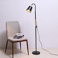 Đèn Cây Đứng Cao Cấp D300 - Đèn Đứng Trang Trí Nội Thất, Kèm Bóng LED Bảo Vệ Mắt - Góc ánh sáng 360 độ Phù Hợp Mọi Không Gian.