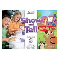 Show and Tell 3: Student Book and MultiROM Pack