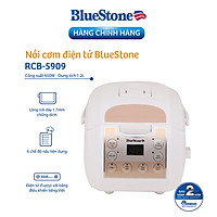 Nồi Cơm Điện Tử Bluestone RCB-5909 (1.2 Lít) - Hàng chính hãng