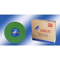Đá cắt ARBA 355mm xanh - thùng giấy 30 viên