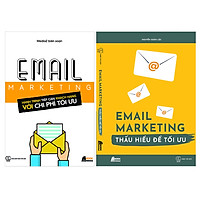 Combo Email Marketing - Hành Trình Tiếp Cận Khách Hàng Với Chi Phí Tối Ưu + Email Marketing - Thấu Hiểu Để Tối Ưu