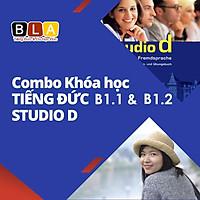 Combo Tiết Kiệm Hiệu Quả Khóa học Tiếng Đức online B1.1 và B1.2 - Giáo trình Studio D