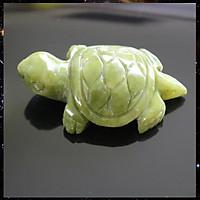 Rùa phong thủy tạc tay, tượng rùa cẩm thạch phong thủy nhiều size