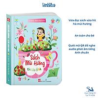 Sách Mùi Hương Đinh Tị - Các Loại Hoa và Trái Cây