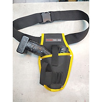 Túi đựng máy khoan pin đeo hông TGTB-Y2 Yellow cao cấp